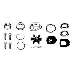 Water pump impeller kit-135/150/175/200/225/250/275 HP VERADO 2005. Original: 817275A09