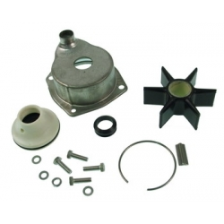 Waterpomp impeller kit - 135/150/175 pk 4-takt Verado, 200/225 4-takt Verado, 250/275 4-takt Verado. Origineel: 817275A09