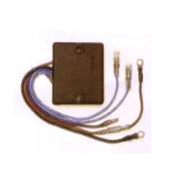 Olie Warning module 30/40JET, 50/55/60 pk 3cil. -waarschuwings module OLIE. Bestelnummer: RICK212. R.O.: 14857A10, 14857A16
