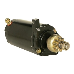 Starter motor/Starter Mercury 40 HP (1980-1987) 35 & outboard engine. Original: 50-41583