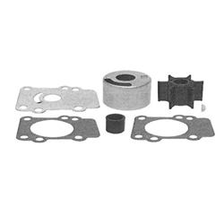 Complete water pump kit Yamaha F 9.9 HP (model years 1997 through 2003) Product no: 682-682-W0078-W0078-A2 or A3