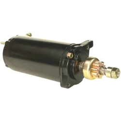 Starter motor Mercury 45 to 125 HP. Original: 58788A3, 50-67341, 50-50-50-50-893891T, 44369A1, 37274A4