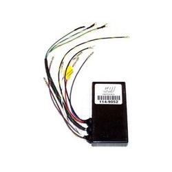 Mercury powerpack 45jet 91-99, 50 pk 91-99, alle 55 pk's, 60 pk 91-97. Bestelnummer: CDI114-9052. R.O.: 19052A1-2-3-5-6-8