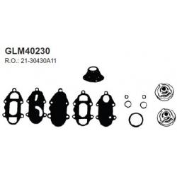 Mercury check valve kit V200 82,83, V225 2,4L 80,81. Bestelnummer: GLM40230. R.O.:21-30430A11