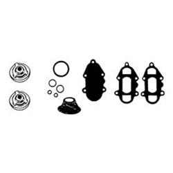 Mercury benzine pomp pakking set /check valve kit 115/140 pk 6cil 78,79. Bestelnummer: GLM40210. R.O.: 21-30430A7