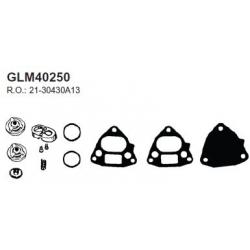 Mercury check valve kit 75 pk 4cil 84-88, 80 pk 4cil 78-83, 85 pk 4cil 73-77, 90 pk 6cil 78,79. Bestelnummer: GLM40250. R.O.:21