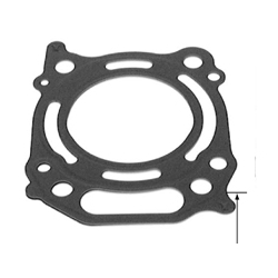 Mercury, Mariner, head, gasket, koppakking, Origineel, 27-803508, SIE, 18-3840