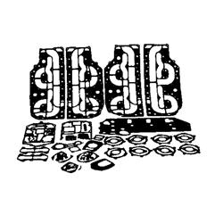 80JET 4cil 94-98, 100 pk 4cil 88-98, 115 pk 4cil 88-93, 125 pk 4cil 94-98 . Bestelnummer: GLM39331. R.O.: 27-13461A99