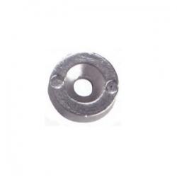 Anode zinc/Zinc (Ø 24 mm) Mercury Mariner 2,2 et 3,3 HP moteur hors-bord. Origine: 823913