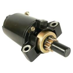 Startmotor / Starter 9.9 t/m 15 pk (2000 t/m 2007) Yamaha. Origineel: 66T-81800-00, 66M-81800-01, 66M-81800-02