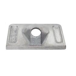 Anode (aluminium) Mercury/Mariner 6pk/8hp/9, hp9/10pk & 15 HP. L.r.: 42121A2