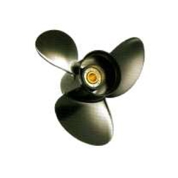 Bootschroef originele Solas propeller 6/8/9,9/10/15 pk 2T, 9,9/15 pk 4T (8 tanden, pitch 9) SOL 1111-093-09. Origineel:48-828156