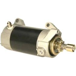 Startmotor / Starter Yamaha 40-50 pk (1984 t/m 1988) Origineel: 6H4-81800-10, 6H4-81800-11, 6H4-81800-12