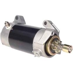 Startmotor / Starter 60 & 70 pk (1984 t/m 2006) Yamaha buitenboordmotor. Origineel: 6F5-81800-11, 6H3-81800-10, 6H3-81800-11. (S