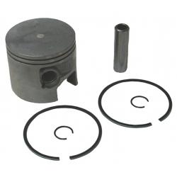 Mercury zuiger (loopcharged) 3cil 65/80jet 94-98, 75/90 pk 94-02, 100/115/125 pk 4cil 94-04. Wordt geleverd inclusief zuigerver