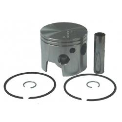 Mercury 175 HP 2, 4 l V6 piston Port Port 85-91, 78-90, 225 HP 200 HP 80.81. Livré avec segments de piston et goupille. Taille