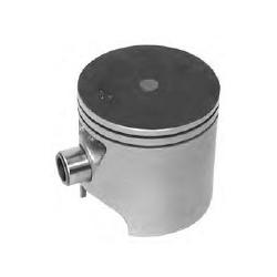 Piston de mercure excédent surdimensionné 30/40 HP 94-02, 30jet 98-02, 2cyl 40 à 60 HP 3cil 98 / 02. Livré avec zuigervere