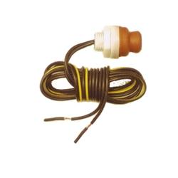 Bouton-interrupteur, interrupteur de bouton d'allumage, pressostat (appuyez sur pour activer ou désactiver) cordon de l'homme m