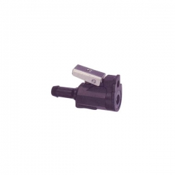 Benzine / Fuel Connector Mercury / Mariner / Tohatsu (6 mm slang). Origineel: 22-142131 (GS31026)