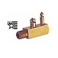 Mercury/marine/Tohatsu male tank connector draad 6mm. Te gebruiken voor female connector: GS31026, GS31027, GS31028 en 18-80410.
