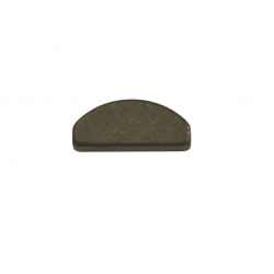 Honda impeller key BF9,9/15A. Bestelnummer: 18-3268. R.O.: 90752-ZV4-650
