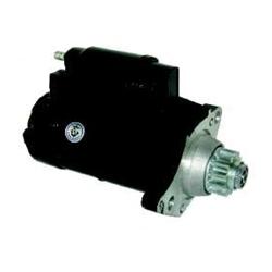 Startmotor / Starter BF 75/90 97-06. Bestelnummer: MESS2086M. R.O.: 31200-ZW10-004