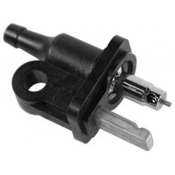 Honda male connector (8 mm slang) met rechthoekige vergrendeling. Te gebruiken voor female connector: 18-80408 en 18-80403. Best
