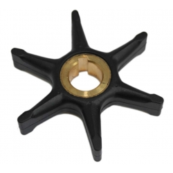 10 / 15 / 18 / 20 & 25 pk (1956 t/m 1978) Johnson Evinrude impeller. Origineel: 375638, 775518