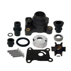 De l'eau pompe kit/eau pompe 15 HP Johnson Evinrude & 9,9 &.  Origine: 394711. (SIE18-3327)