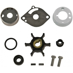 Nr.0 - Waterpomp / Water pump kit. Origineel: 6A1-W0078-11