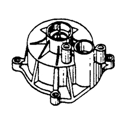 Trou de v4/V6/V8 w/pulvérisation. Numéro de commande: GLM12430. L.r.: 435990