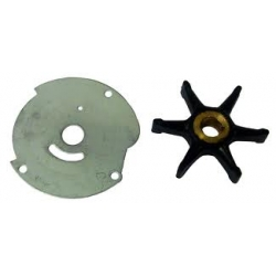 382468 - Waterpomp impeller kit | 10 15 18 20 & 25 pk (1949-1978) Evinrude buitenboordmotor.