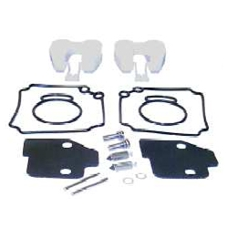 Carburateur Kit - 20 & 25 pk. Origineel: 6L2-W0093-00-00