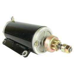 DEMARREUR moteur/DEMARREUR Johnson Evinrude (MOC) 150 à 235 HP moteur hors-bord. Original: 387094, 395207, 585062, 586288.