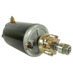 Démarreur de moteur OMC Johnson Evinrude Starter Marine 20 25 28 30 35 / & 40 HP (1992 +) 277432, 278232, 3292133, original: 3