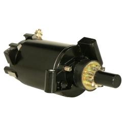 Startmotor / starter Johnson Evinrude OMC 25 35 25 & 35 PK (1996-2001) buitenboordmotor. Origineel: 584818, 586277