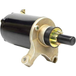 Evinrude & Johnson starter motor/Starter 9.9, 10 & 15hp (1994-2001) original: 584608, 586275. (SIE18-located)