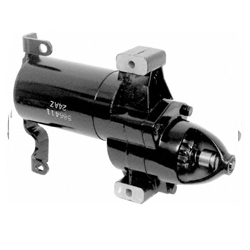 Johnson Evinrude OMC/Starter starter motor V6-V8 outboard engine. Original: 391511, 397023, 396235, 584799, 586731