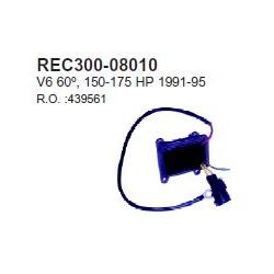 OMC gelijkrichter 150-175 60° V6 91-95. Bestelnummer: REC300-08010. R.O.: 439561