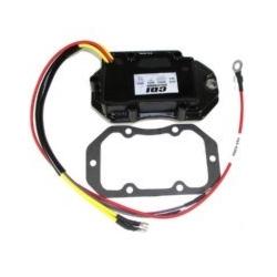 OMC gelijkrichter V4 & V6. Bestelnummer: CDI193-5204. R.O.: 395204, 395391, 582904