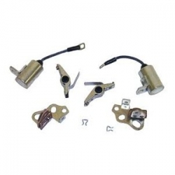 OMC Contactpunten Set / Ignition-Kit Tune up kit 3 t/m 40 PK. Johnson Evinrude buitenboordmotor: Origineel: 172522, 0172522