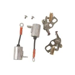 OMC contactpunten set: 4,5 pk 81, 9,5/15 pk 74-76, 40C 81-83. (set: 2x SIE18-5141 + 2x SIE18-5205). Bestelnummer: SIE18-5003. R.