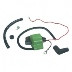 Ignition coil | Ignition Coil Johnson Evinrude 50 t/m 135 HP outboard motor. Original: 502890, 582160, 584632