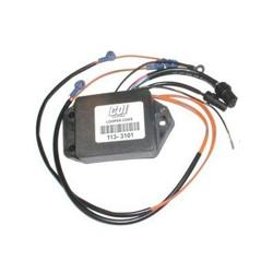 OMC powerpack 88 pk 88, 120 pk 86,87, 275/300 pk 3,6L 86,87, 300 pk 1,8/3,6L 87, 300 pk 1,6L 88-90. Bestelnummer: CDI113-3101. R