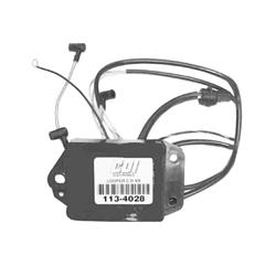 OMC powerpack 85 pk TTLW/TRIM 94, 88/100/115 pk 94, 90 pk 94,95, 100 pk COM 89-97 . Bestelnummer: CDI113-4030. R.O.: 583777, 5