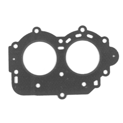 Yamaha head gasket/Head Gasket 9.9 & 15 HP outboard motor 1988 to 1993. Original: 6E7-11181-00, 6E7-11181-A1
