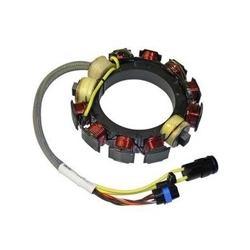 92-06, 175 HP HP 150 stator GL/EK/EL/NX, 91-98, 92-98 175 HP. Numéro de commande: CDI173-4981. L.r.: 584109, 584981