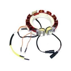 Stator Johnson / Evinrude 185 pk 90-92, 200/225 pk 88-92, 300 pk 93-95, 3,0L 6cil 88-90. Bestelnummer: CDI173-4287. R.O.: 584315