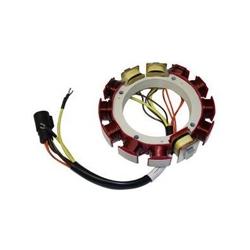 Stator Johnson / Evinrude 150 pk SL/ST 89-91, 150 pk ST 90, 155 COM 89-92, 175 pk 89,90. Bestelnummer: CDI173-4292. R.O.: 58371