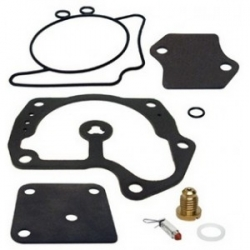 Johnson, Evinrude, Bombardier, carburateur, kit, 25, 200, pk, 435752, 439078, 435678, 43577, 435676, GLM40580